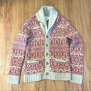 Denim & Supply Ralph Lauren Thick Wool Cardigan